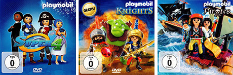 Playmobil CDs