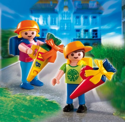 Playmobil 4686 Erster Schultag