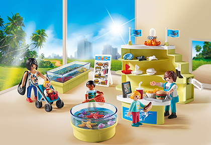 Playmobil 9061 Aquarium-Shop