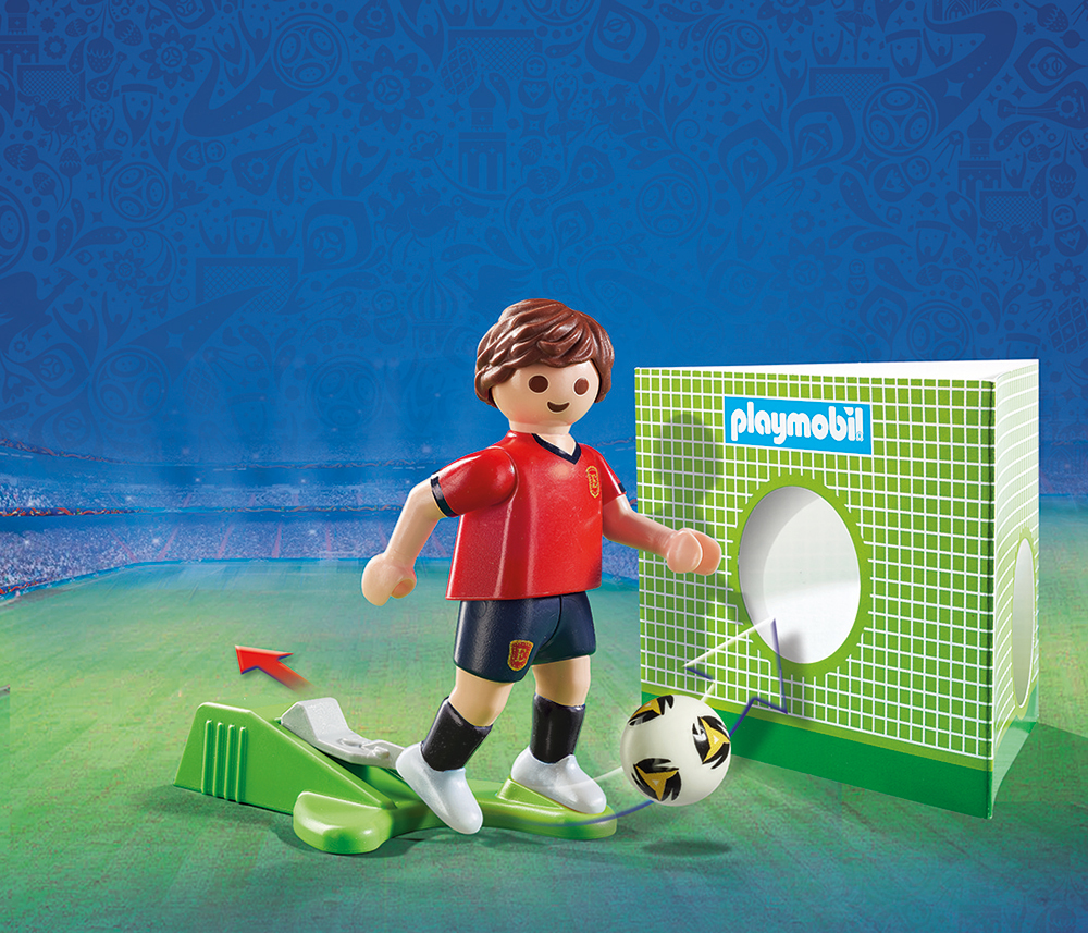 Playmobil 9517 Nationalspieler Spanien