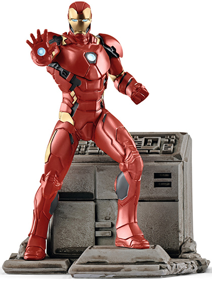 Schleich Iron Man Marvel 21501