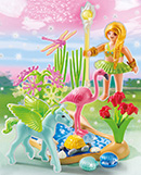 "Playmobil 5352 Sonnenfee mit Pegasusbaby ""Sommerwind"""