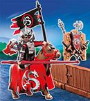 Playmobil 5358 Turnierkämpfer Drachen-Clan