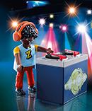 """Playmobil 5377 DJ """"Z"""""""