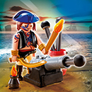 Playmobil 5413 Piratenangriff mit Kanone