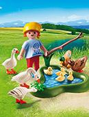 Playmobil 6141 Enten und Gänse am Teich