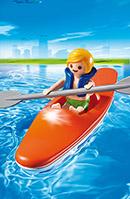 Playmobil 6674 Kinder-Kajak