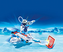 Playmobil 6833 Icebot mit Disc-Shooter