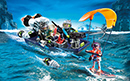 Playmobil 70006 Team S.H.A.R.K. Harpoon Craft