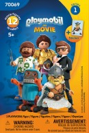 Playmobil 70069 THE MOVIE Figures (Serie 1) 96 Stück