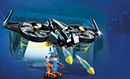 Playmobil 70071 THE MOVIE Robotitron mit Drohne