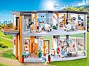 Playmobil 70190 Großes Krankenhaus mit Einrichtung