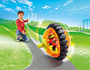 "Playmobil 9203 Speed Roller ""Orange"""