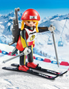 Playmobil 9287 Biathletin