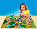 Playmobil 9331 Play Map Ponyausflug