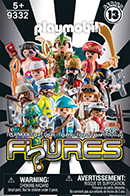Playmobil 9332 Figures Serie 13 Boys