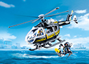 Playmobil 9363 SEK-Helikopter