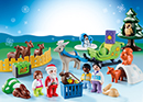 Playmobil 9391 1.2.3 Adventskalender