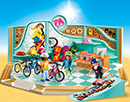 Playmobil 9402 Bike u. Skate Shop