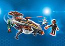 Playmobil 9408 Sykonischer Raumgleiter mit Gene