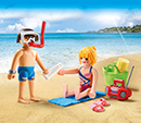 Playmobil 9449 Duo Pack Strandurlauber