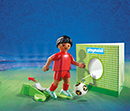 Playmobil 9509 Nationalspieler Belgien