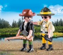 Playmobil 9217 Duo Pack Ranger und Wilddieb