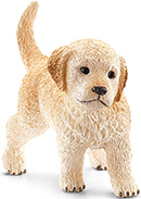Schleich Golden Retriever Welpe Farm Life 16396