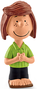 Schleich Peanuts Peppermint Patty 22052