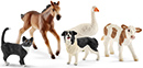 Schleich Farm World Tier-Mix 42386