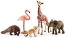 Schleich Wild Life Tier-Mix 42388